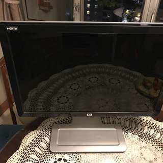 "HP 22"" Monitor w2207h"