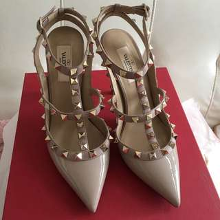 Valentino Ankle Strap size 37