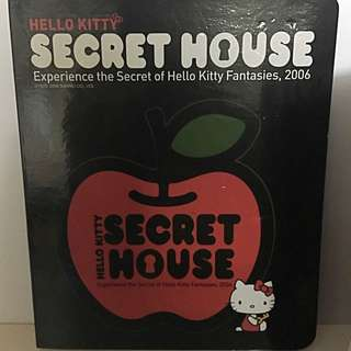 Hello Kitty secret house 🏠