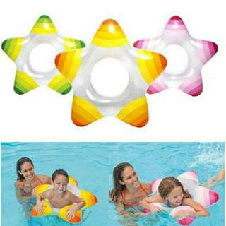 inflatable star floater