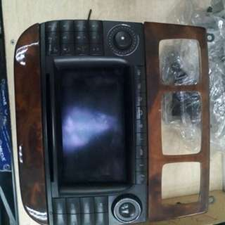 Mercedes w220 Oem DVD player