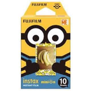 Fujifilm instax mini photo paper - minion DMF WW1