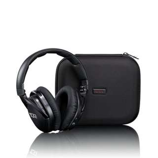 Authentic Tumi 114302D Wireless Noise Cancelling Headphones *NEW*