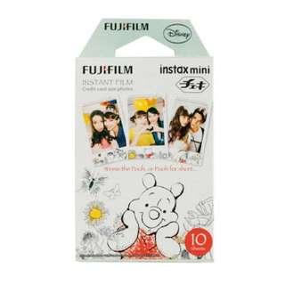 Fujifilm instax mini photo paper - pooh