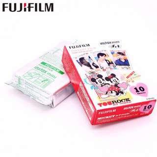 Fujifilm instax mini photo paper - mickey & friend
