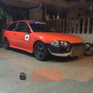 Satria Neo 1.8 GSR Turbo