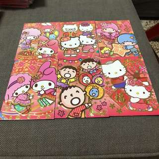 Brand new hello kitty Sanrio red packet