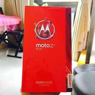 MOTO Z2 Play with VR Glasses Mod + Extended Warranties (Fine Gold)