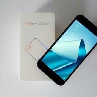 Asus Zenfone 4 Selfie Pro Promo Cicilan bunga 0 % Tenor 6 bulan tanpa kartu kredit
