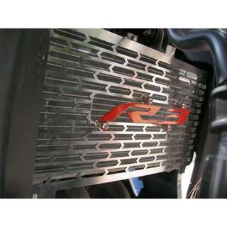 Yamaha R3 Radiator Guard