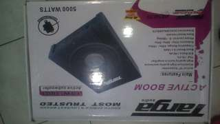 Underseat woofer 5000W