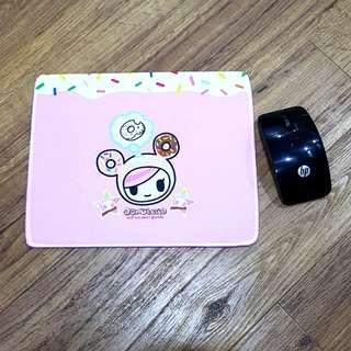 Inspired Donutella V2 Non- Slip Mouse Pad