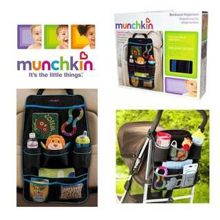 Munchkin Backseat and Stroller Organizer