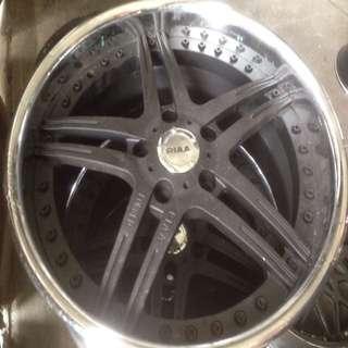 "BMW🇯🇵(Forged) Original PIAA 18""rim from Japan"