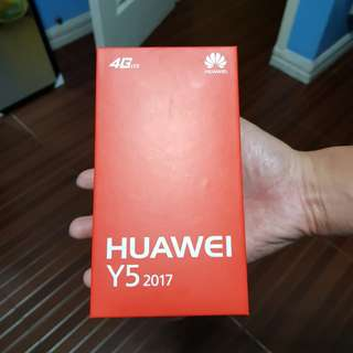 Huawei Y5 2017 (Price Negotiable)