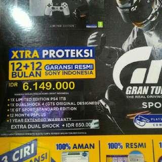 Ps4 bundle GT sport Dual Stik Ps4 Cicilan tanpa kartu kredit