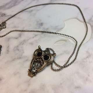 Vintage H&M necklace 頸鏈