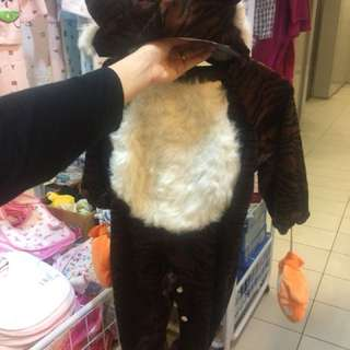 Animal costume for kids 2forRM150