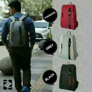 Tas Ransel Backpack Sekolah Kuliah Kerja