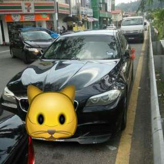 BMW F10 Ekonomi.Package