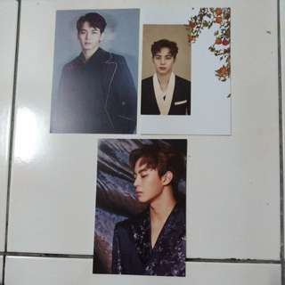 [READY STOCK] VIXX HONGBIN LIVE FANTASIA DAYDREAM IN JAPAN (POSTCARD SET)
