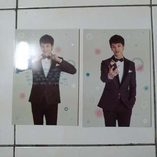 BTOB SUNGJAE HELLO MELODY CONCERT POSTCARD SET