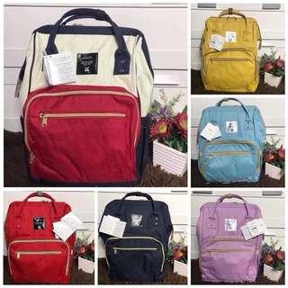 Anello Nappy Diaper Bag