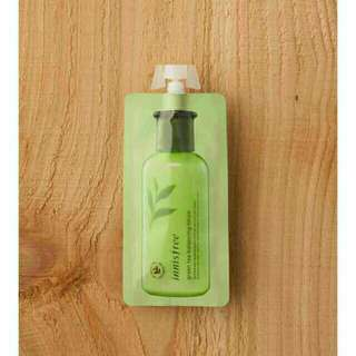 Innisfree Green Tea Balancing pouch 10ml (travel size)
