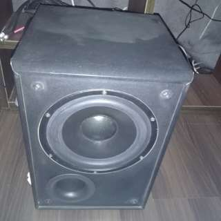 "ROBERTSON AUDIO ACTIVE 8""SUB"