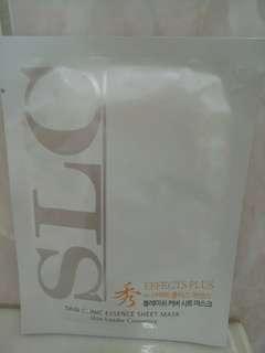 SLC Effects Plus Essence Blemish Cover Skin Clinic Mask Sheet