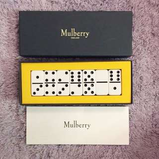 Mulberry 新年排九