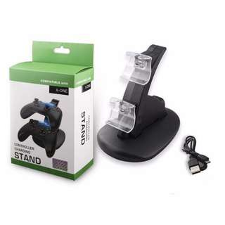 Xbox One Dual Wireless Controller Charger Brand New