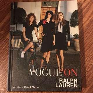 Vogue On- Ralph Lauren