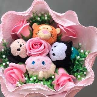 ❤️tsum tsum bouquet