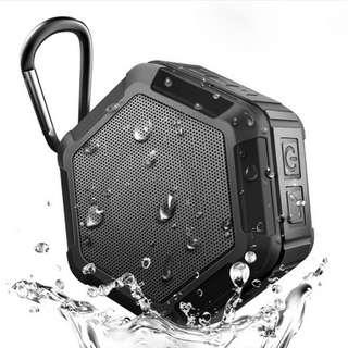 Sporty Waterproof Bluetooth Speaker