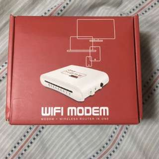 PLDT Home DSL Modem/Router