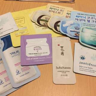 INNISFREE| ETUDE | NATURE REPUBLIC | SKINFOOD