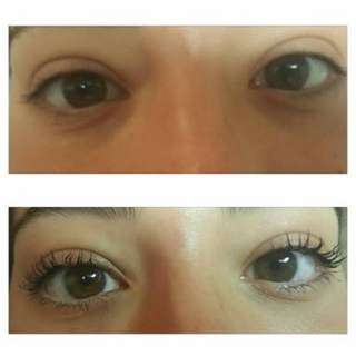 Eyelash Perming for only 150!