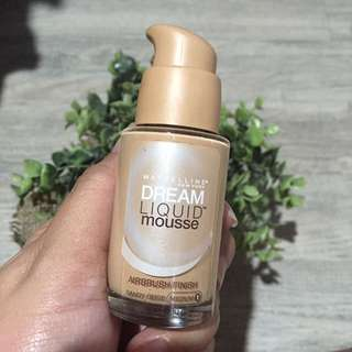 Maybelline Airbrush Foundation ✨