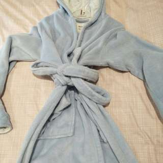 Luxe Plush Gown Robe