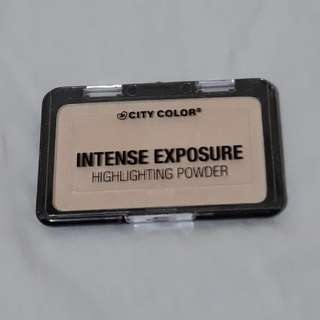 City Color Intense Exposure Highlighting Powder