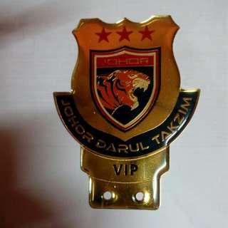 Johor JDT Car Logo