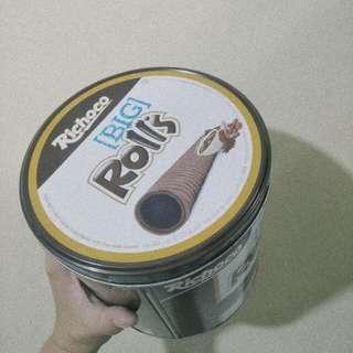 Big Rolls-Chocolates