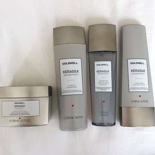 New Goldwell Haircare Set