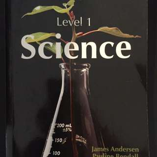 ESA Level 1 science textbook