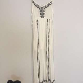Summer Casual Maxi Dress