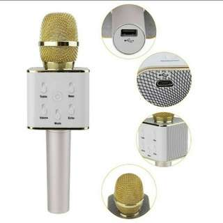 Bluetooth KTV Microphone