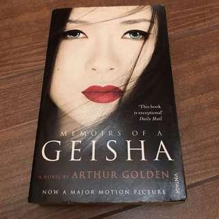 CNY Clearance! Memoirs of a Geisha
