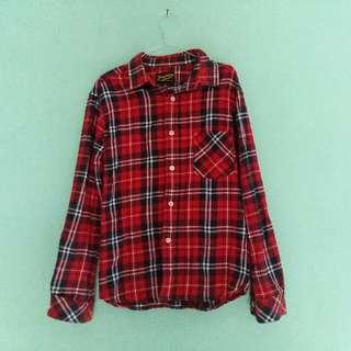 (Get 3) Plaid Shirt Flanel