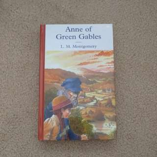 Anne of Green Gables by L M. Montgomery